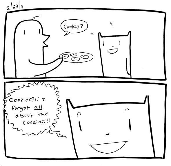 Cookie Surprise!